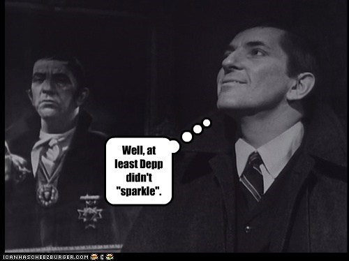 at least barnabas collins dark shadows Johnny Depp jonathan frid Sparkle vampire - 6251980800
