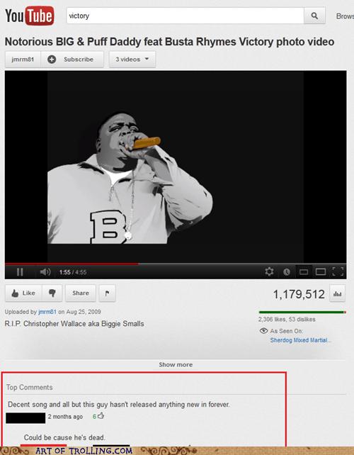biggie smalls Music Notorious BIG rip youtube - 6252083200