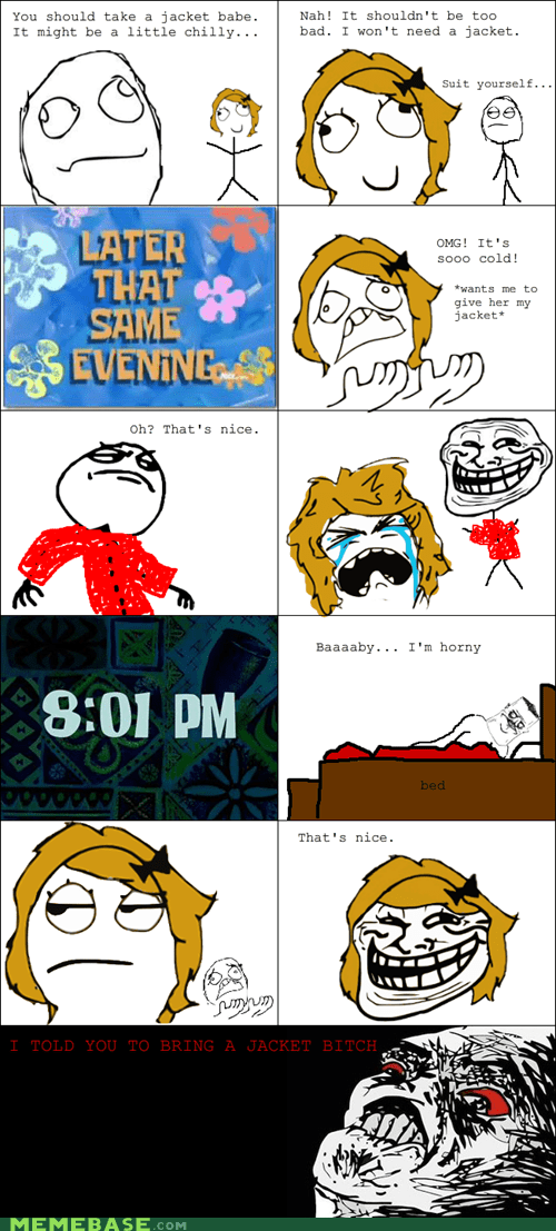 jacket Rage Comics raisin rage relationships sexytimes - 6253095424