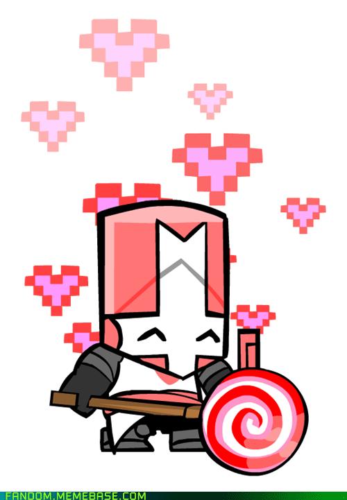 castle crashers Fan Art video games xbla