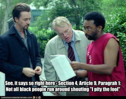 actor celeb edward norton funny phillip seymour hoffman Spike Lee - 6253526784