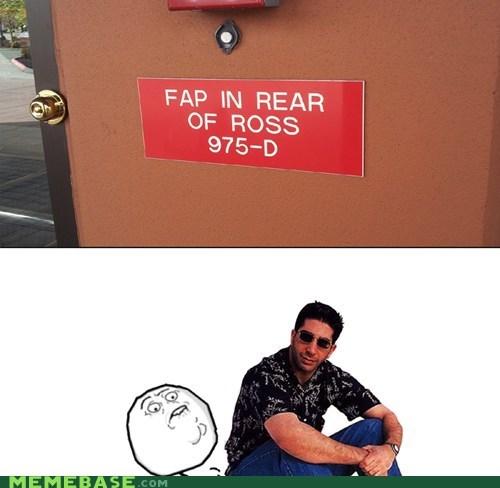 fap friends Memes rear ross - 6253547776