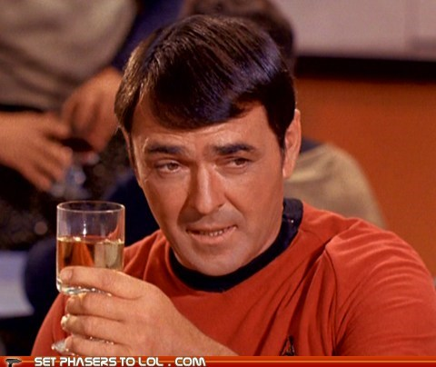 ashes beam me up best of the week Burial cremated james doohan remains rocket scotty space Star Trek
