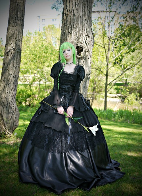 c two c-c c2 code geass cosplay - 6253911808