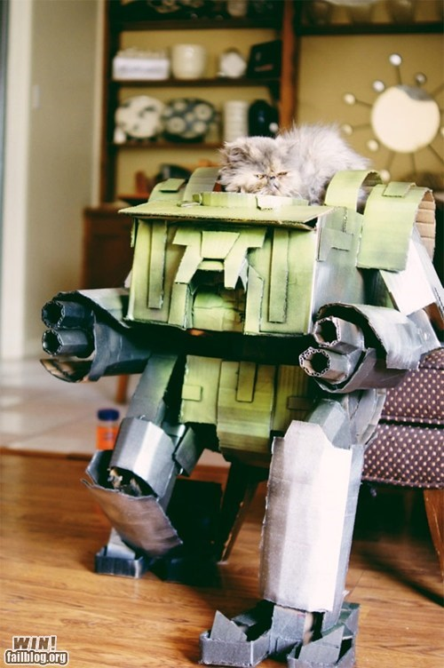 cat mechwarrior nerdgasm playhouse - 6253936128