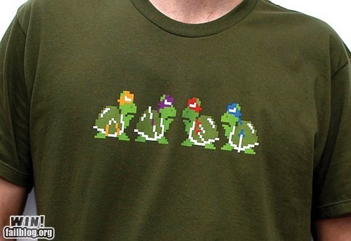 nerdgasm shirt teenage mutant ninja turt teenage mutant ninja turtles TMNT - 6253957120