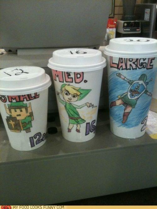 coffee cups drawings link sizes zelda - 6254252544