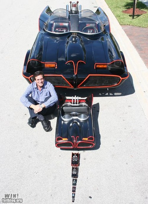 batman batmobile collection nerdgasm super heroes - 6254827264