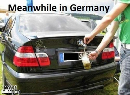 after 12 car drinking Germany tap - 6254829056