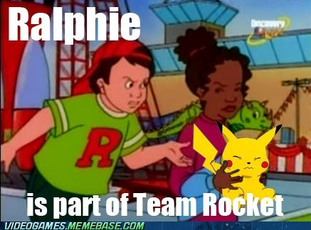 magic school bus nostaligia pikachu ralphie Team Rocket TV tv-movies - 6255015680