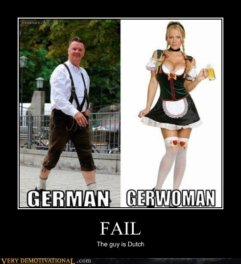 dutch FAIL german gerwoman hilarious