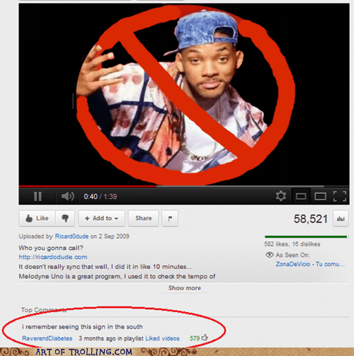 gang sign the fresh prince will smith youtube - 6256542976