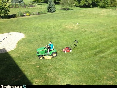John Deere,lawn mower,mowing,mowing the yard,tractor,yard