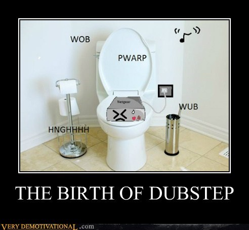 dubstep,hilarious,sounds,toilet