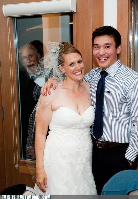 bride creepy elderbomb old guy wedding - 6256949504