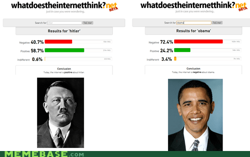 hitler,obama,what does the internet th