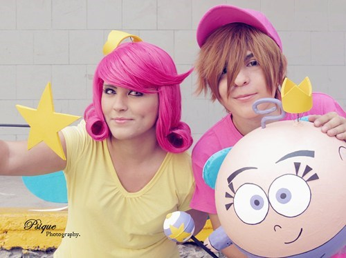 cartoons cosplay fairly odd parents - 6257309184