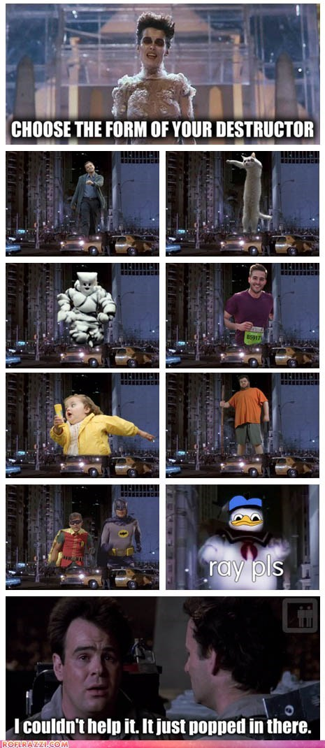 funny Ghostbusters meme Movie - 6257570560