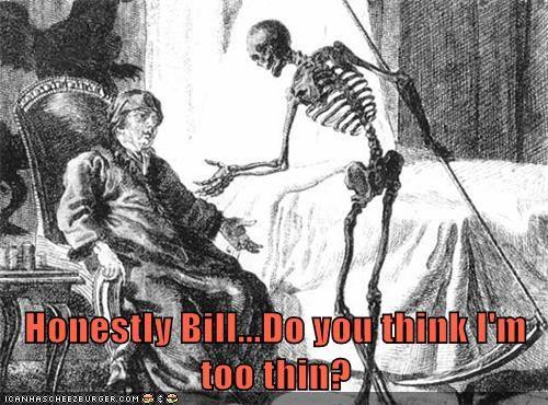 diet man scythe skeleton thin - 6257618176