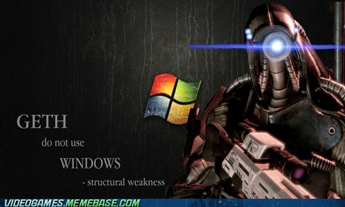 linux,mass effect,microsoft,reaper codes,reapers,windows