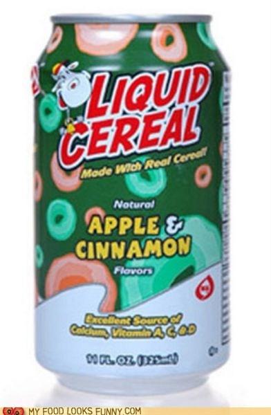 apple can cereal flavor liquid - 6257753600