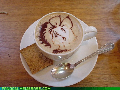 coffee cute Fan Art kiki kikis-delivery-service - 6257794304