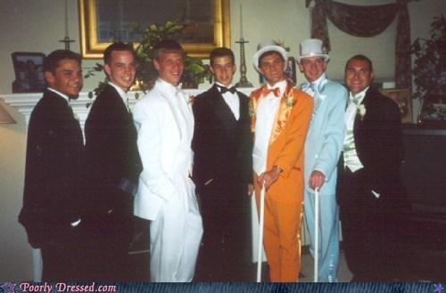 classy jacket pimp prom retro suit - 6257874944