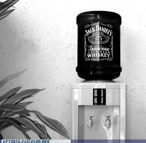 jack daniels,whiskey,water cooler,funny