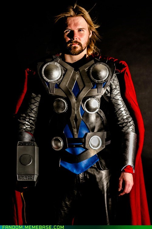 cosplay marvel summer blockbusters The Avengers Thor - 6257935104