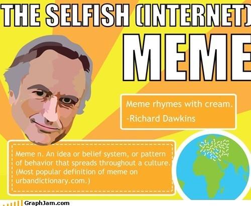 history,infographic,internet,meme,richard dawkins