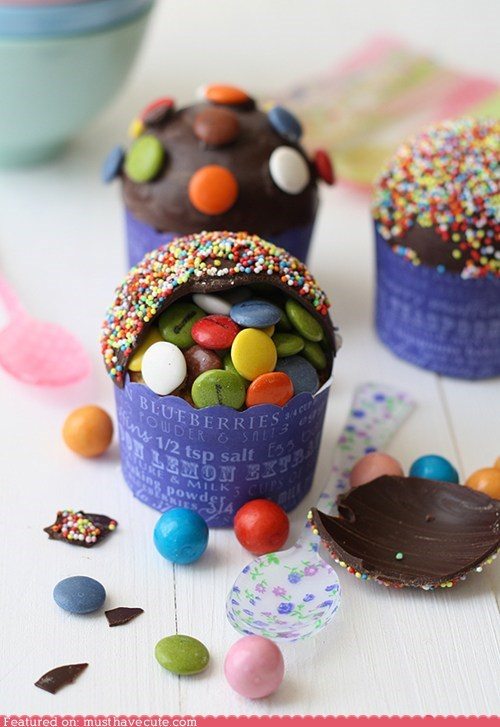candy chocolate cupcake epicute pinata - 6258051328