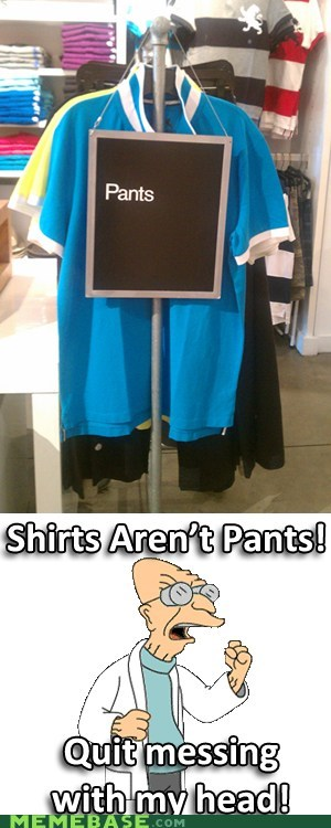 farnsworth,i dont want to,i dont want to live on this planet anymore,pants,shirts