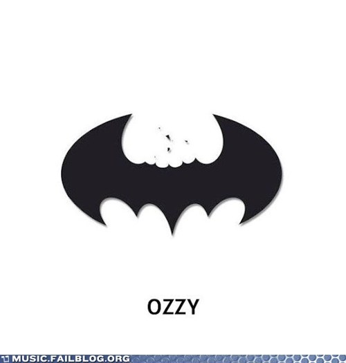 batman black sabbath metal Ozzy Ozzy Osbourne - 6258611968