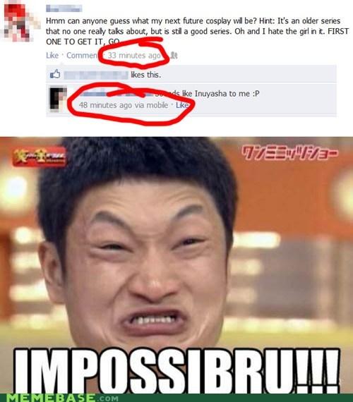 impossibru Memes messages past phone - 6259038976
