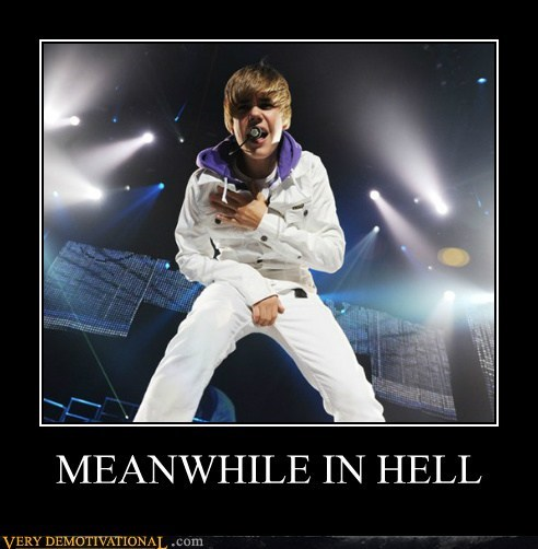 hell,hilarious,justin beiber,Music