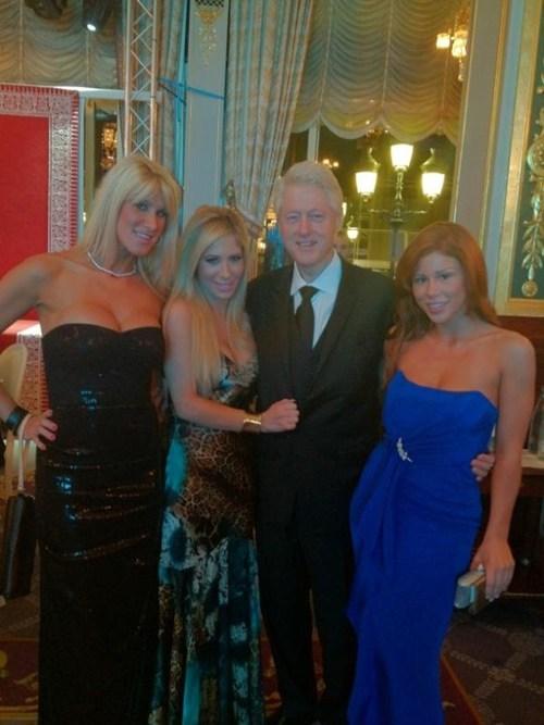 bill clinton,ex-potus pic