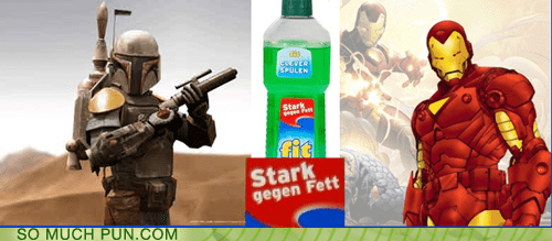 boba fett brand fett german Hall of Fame iron man label lolwut soap stark surnames - 6260147456