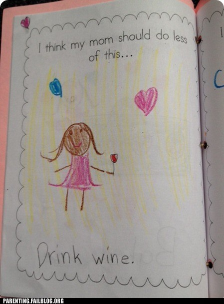 coloring book drink wine mom - 6260420352