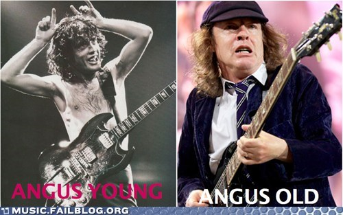 acdc,Angus Young,old