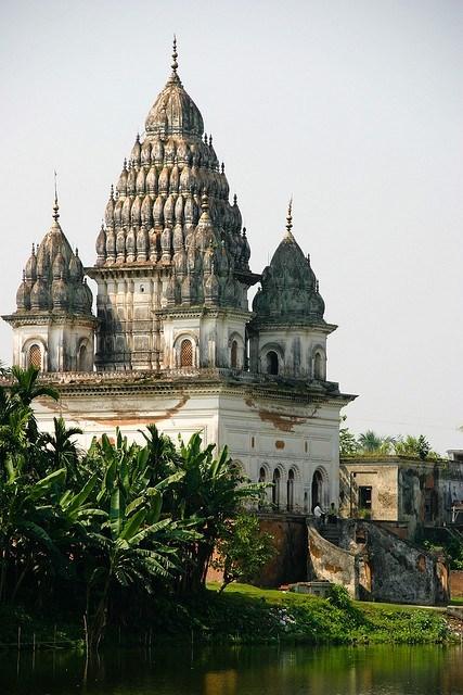 architecture bangladesh jungle temple - 6260434176