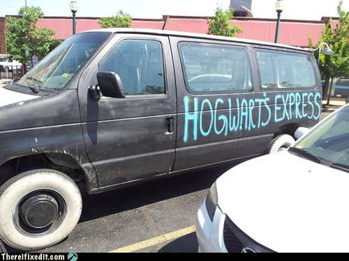 Hagrid,Harry Potter,yer a wizard harry