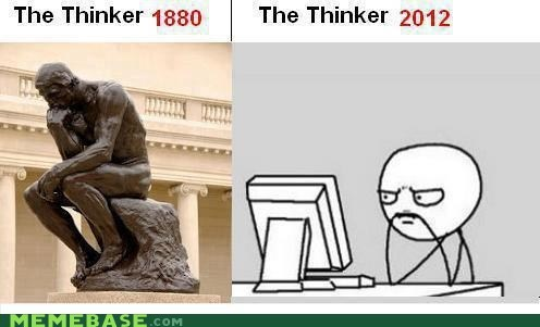1880 2012 computer Rage Comics thinker - 6260687360