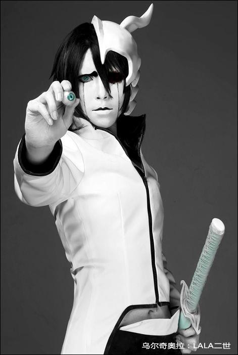 anime bleach cosplay manga Ulquiorra - 6260705536