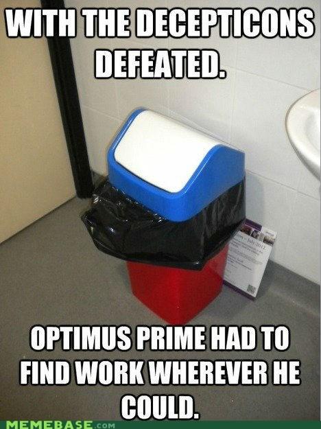 assemble autobots Memes recycle transformers - 6260729088