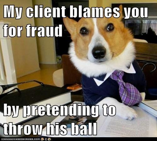 Lawyer Dog - 6260736768
