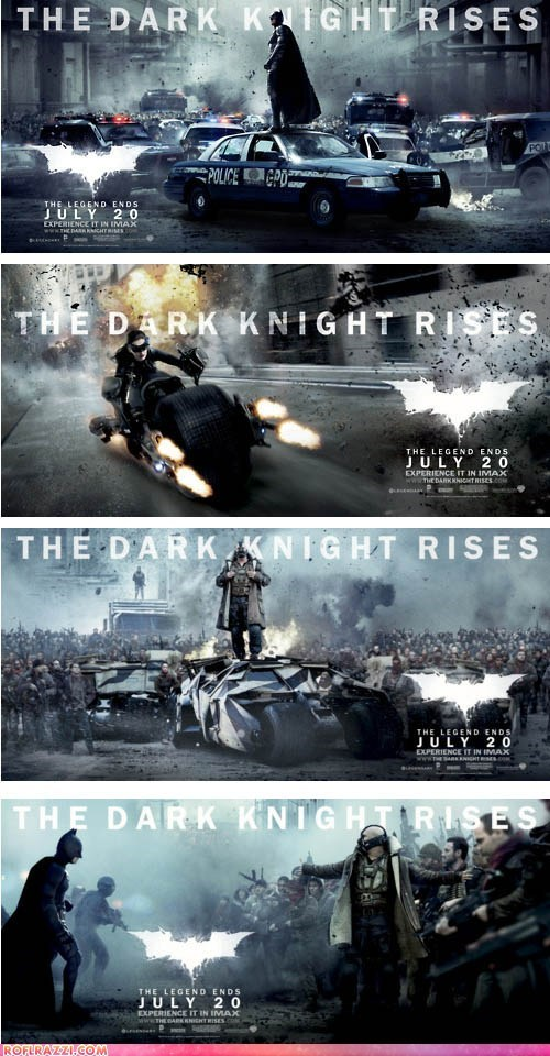 batman Movie poster summer blockbusters the dark knight rises - 6260738304