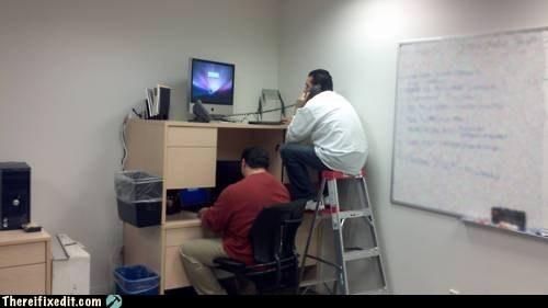 computer desk desk desk space Office Office Space - 6260743936