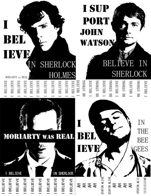 bbc Fan Art moriarty Sherlock - 6260781312