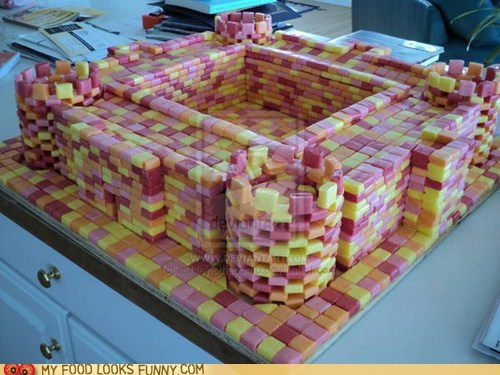 art build candy castle starburst - 6260887040