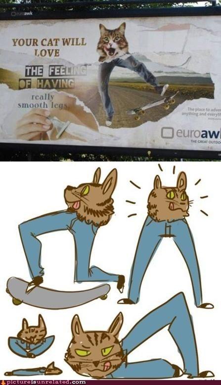 best of week Cats dream legs wtf - 6260945408